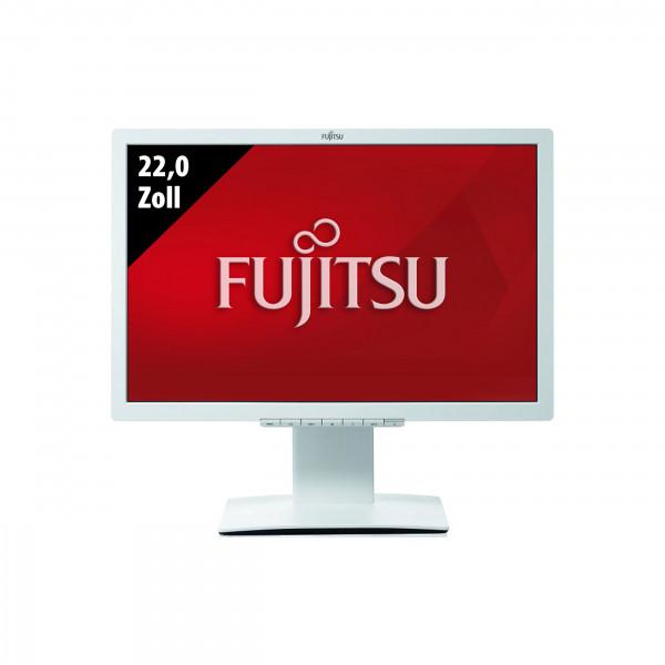 Fujitsu Display B22W-6 LED - 22,0 Zoll - WSXGA+ (1680x1050) - 5ms - weiß