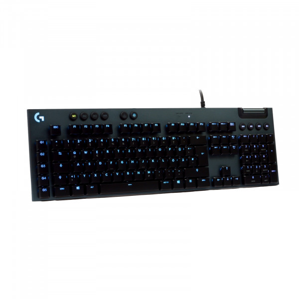 Logitech G815 - Gaming Tastatur - GL Linear - Mechanisch - Lightsync RGB (920-009001)