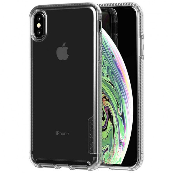 Tech21 Pure Clear Cover - Handyhülle (iPhone XS Max) - Transparent