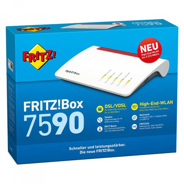 AVM FRITZ!Box 7590 - WLAN-Router