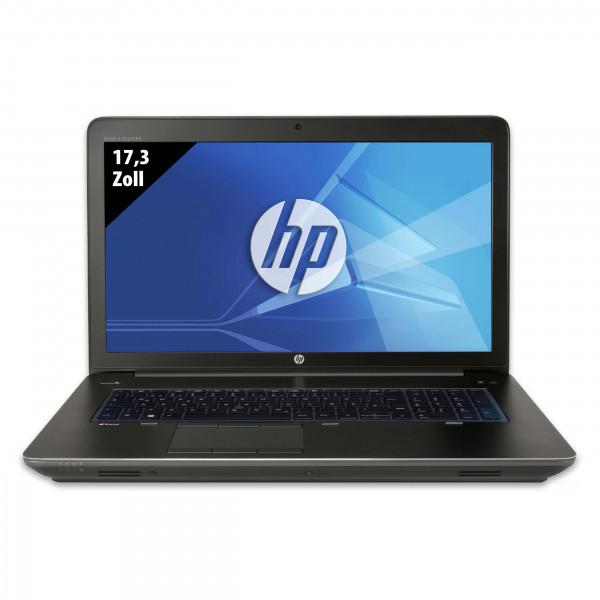 HP ZBook 17 G3 - 17,3 Zoll - Core i7-6820HQ @ 2,7 GHz - 32GB RAM - 1000GB SSD - Nvidia Quadro M5000M - FHD (1920x1080) - Webcam - Win10Pro