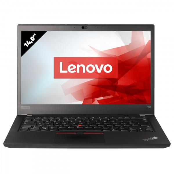 Lenovo ThinkPad T490 - 14,0 Zoll - Core i5-8265U @ 1,6 GHz - 8GB RAM - 250GB SSD - FHD (1920x1080) - Webcam - Win10Pro
