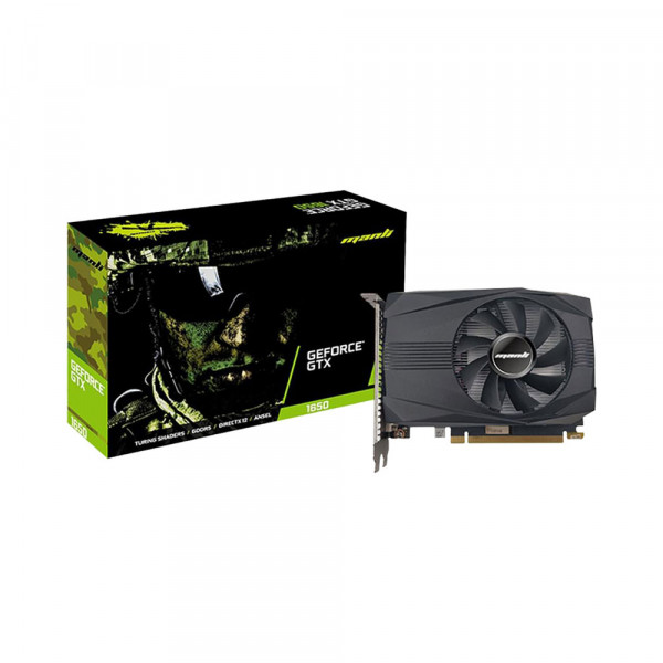 Manli - GeForce® GTX 1650 - Grafikkarte - 4GB GDDR6