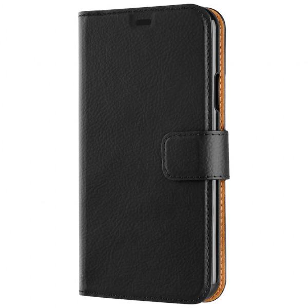 Xqisit Slim Wallet Selection - Handyhülle (iPhone XR) - Schwarz