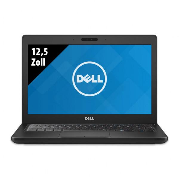 Dell Latitude E5280 - 12,5 Zoll - Core i5-7200U @ 2,5 GHz - 8GB RAM - 250GB SSD - FHD (1920x1080) - Webcam - Win10Pro