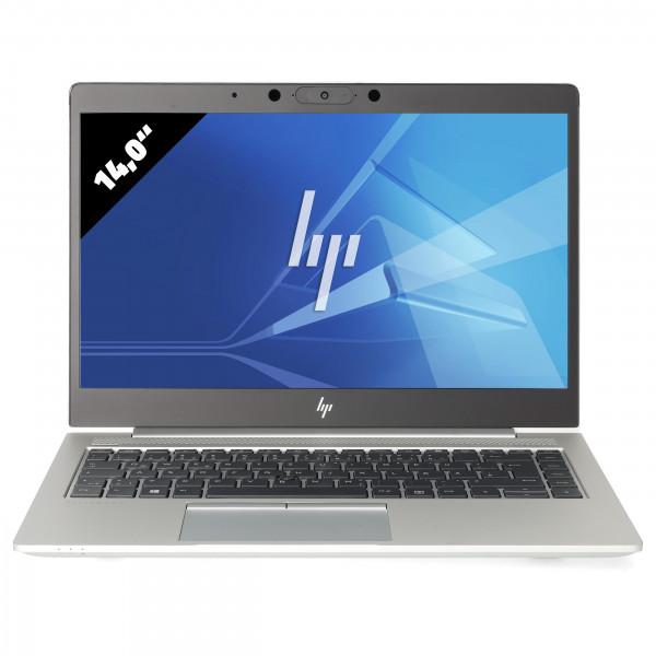 HP EliteBook 840 G5 - 14,0 Zoll - Core i5-8350U @ 1,7 GHz - 16GB RAM - 500GB SSD - FHD (1920x1080) - Webcam - Win10Pro