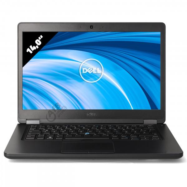 Dell Latitude 5480 - 14,0 Zoll - Core i5-6300U @ 2,4 GHz - 8GB RAM - 250GB SSD - FHD (1920x1080) - Webcam - Win10Pro