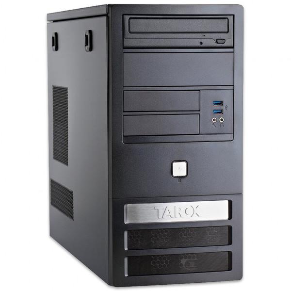 TAROX Basic 5000BM MT - Core i5-6500 @ 3,2 GHz - 16GB RAM - 500GB SSD - DVD-ROM - Win10Home