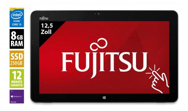 Fujitsu STYLISTIC R727  - 12,5 Zoll - Core i5-7200U @ 2,5 GHz - 8GB RAM - 256GB SSD - FHD (1920x1080) - Touch - Win10Pro