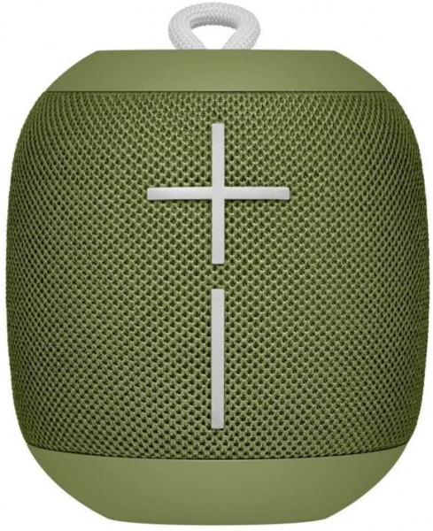 Logitech Ultimate Ears WONDERBOOM - tragbare Bluetooth Lautsprecher - Farbe: Avocado