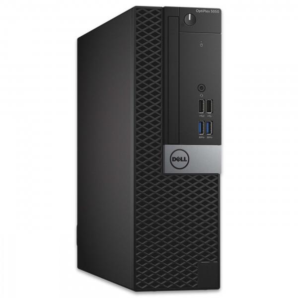Dell OptiPlex 5050 SFF - Core i5-7500 @ 3,4 GHz - 16GB RAM - 500GB SSD - Win10Home