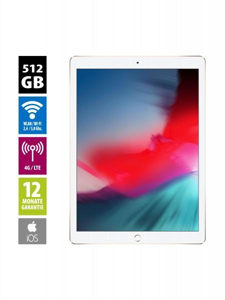 Apple iPad Pro Wi-Fi + Cellular (512GB) - Gold