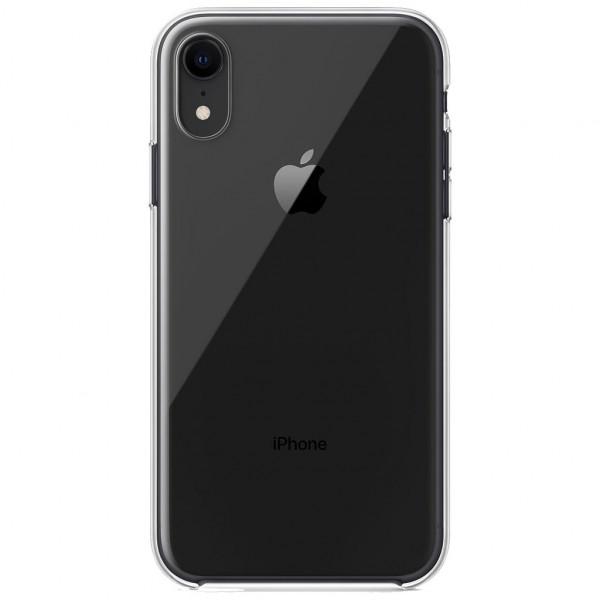 Apple Case - Handyhülle (iPhone XR) - Transparent