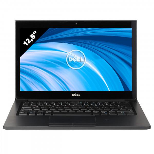 Dell Latitude 7280 - 12,5 Zoll - Core i5-7300U @ 2,6 GHz - 8GB RAM - 250GB SSD - FHD (1920x1080) - Webcam - Win10Pro
