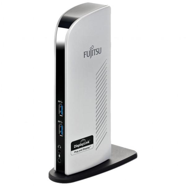 Fujitsu Port-Replikator PR08 - USB 3.0 - mit Netzteil