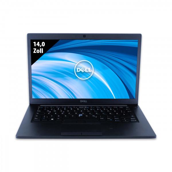 Dell Latitude E7490 - 14,0 Zoll - Core i7-8650U @ 1,9 GHz - 16GB RAM - 1000GB SSD - FHD (1920x1080) - Webcam - Win10Pro