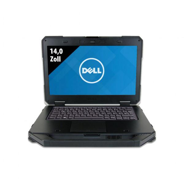 Dell Latitude 14 Rugged 5404 - 14,0 Zoll - Core i5-4310U @ 2,0 GHz - 16GB RAM - 250GB SSD - WXGA (1366x768) - Webcam - Win10Home
