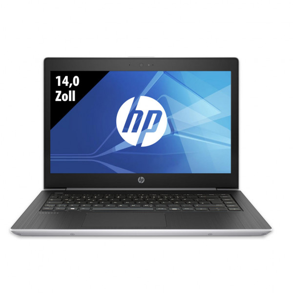 HP ProBook 440 G5 - 14,0 Zoll - Core i3-8130U @ 2,2 GHz - 8GB RAM - 250GB SSD - WXGA (1366x768) - Webcam - Win10Home