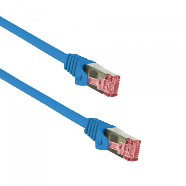 Logilink Netzwerkkabel - 1m - blau
