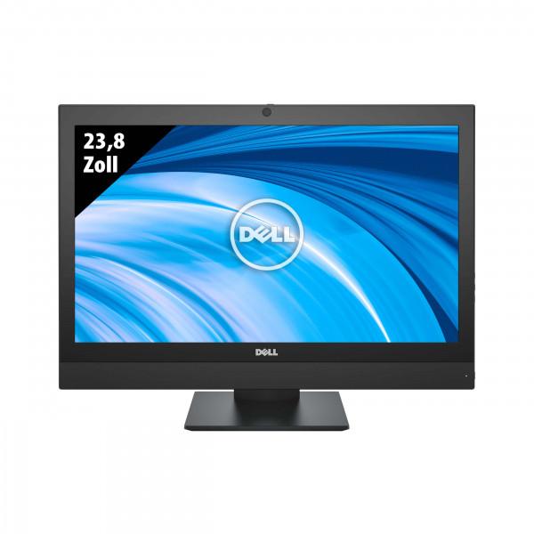 Dell OptiPlex 7450 - All-in-One-PC - 23,8 Zoll - Core i5-7500 @ 3,4 GHz - 16GB RAM - 500GB SSD - FHD (1920x1080) - Webcam - Win10Home