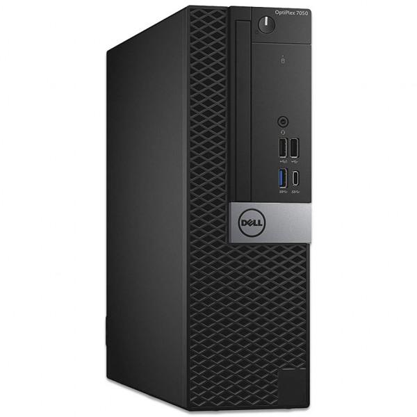 Dell OptiPlex 7050 SFF - Core i5-7500 @ 3,4 GHz - 16GB RAM - 500GB SSD - DVD-RW - Win10Home