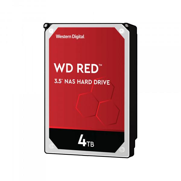 Western Digital Red NAS Hard Drive - 4 TB - HDD - 3,5 Zoll