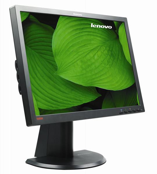 Lenovo ThinkVision LT2452p - 24 Zoll - WUXGA (1920x1200) - 7ms - schwarz