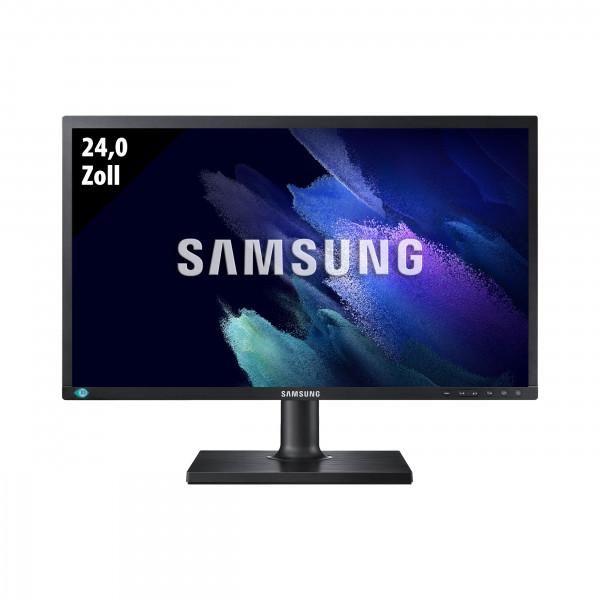 Samsung Color Display Unit S24E650BW - 24,0 Zoll - WUXGA (1920x1200) - 4ms - schwarz