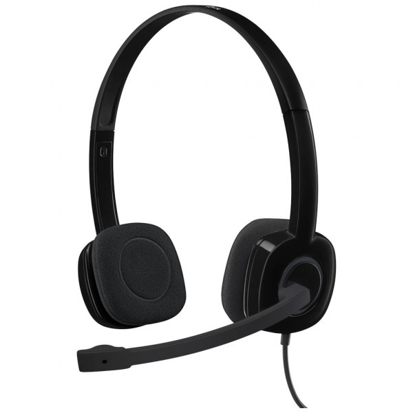 Logitech H151- Headset - On-Ear - kabelgebunden