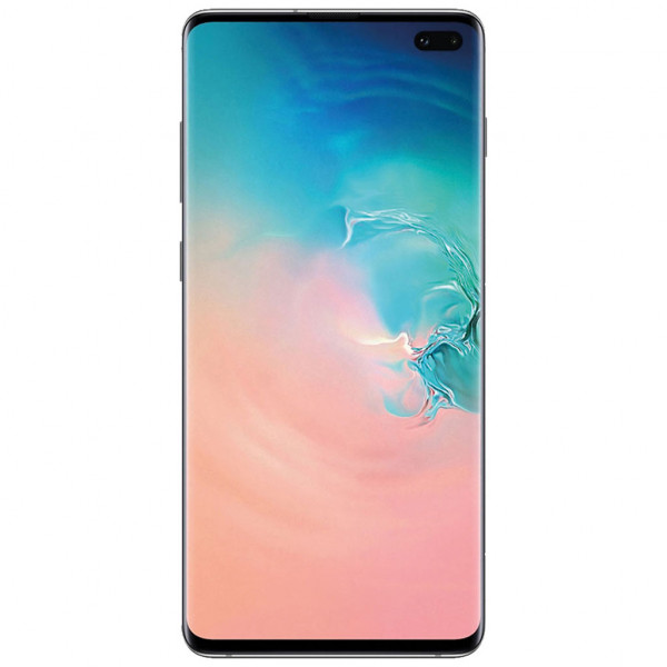 Samsung Galaxy S10 (128GB) - Prism White