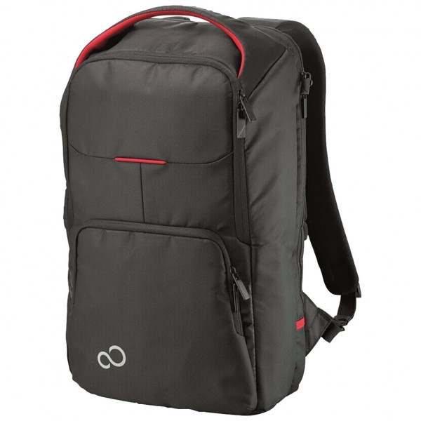 "Fujitsu Prestige Backpack 17 - Notebook-Rucksack - 17.3"" - Schwarz"