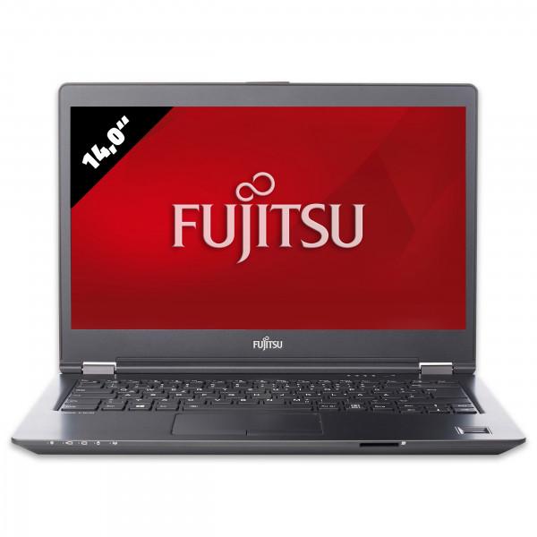 Fujitsu LifeBook U748 - 14,0 Zoll - Core i5-7200U @ 2,5 GHz - 8GB RAM - 250GB SSD - FHD (1920x1080) - Win10Pro