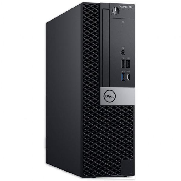 Dell OptiPlex 7070 SFF - Core i5-9500 @ 3,0 GHz - 16GB RAM - 500GB SSD - Win10Home