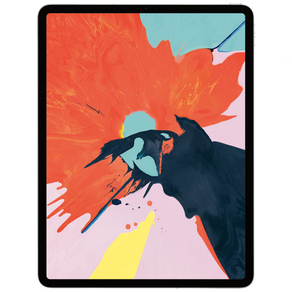 Apple iPad Pro 12.9 (2018) Wi-Fi + Cellular (256GB) - Silver