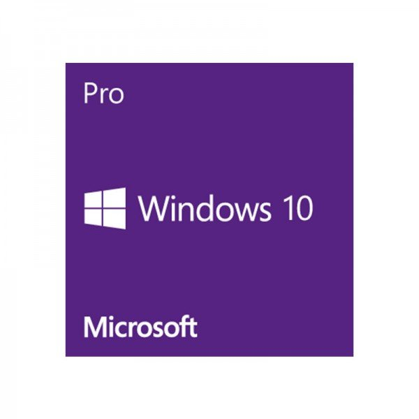 Windows 10 Professional 64 Bit German DVD