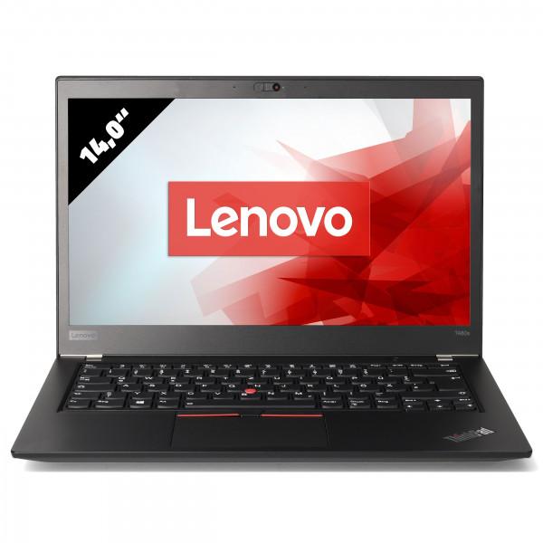 Lenovo ThinkPad T480s - 14,0 Zoll - Core i5-8350U @ 1,7 GHz - 8GB RAM - 250GB SSD - FHD (1920x1080) - Webcam - Win10Pro