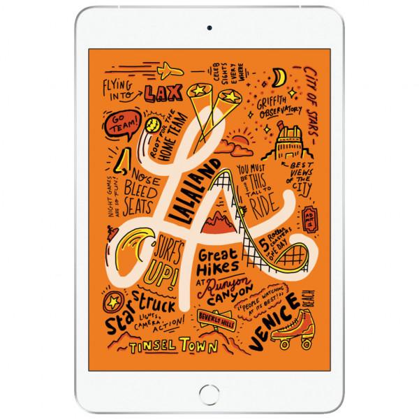 Apple iPad mini 5 (2019) Wi-Fi + Cellular (64GB) - Silver