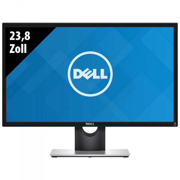 Dell E2417H - 23,8 Zoll -  FHD (1920x1080) - 8ms - schwarz