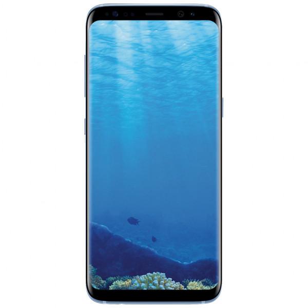 Samsung Galaxy S8 (64GB) - Coral Blue