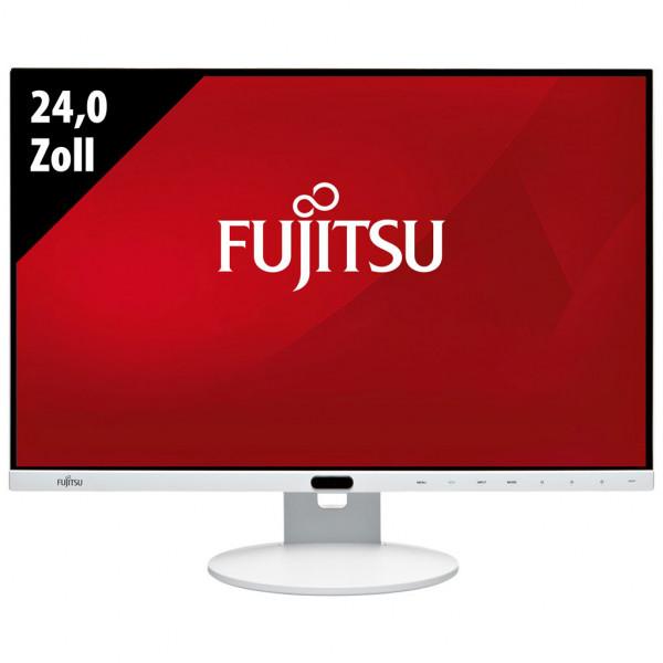 Fujitsu Display P24-8 WE Pro - 24,0 Zoll - WUXGA (1920x1200) - 5ms - weiß