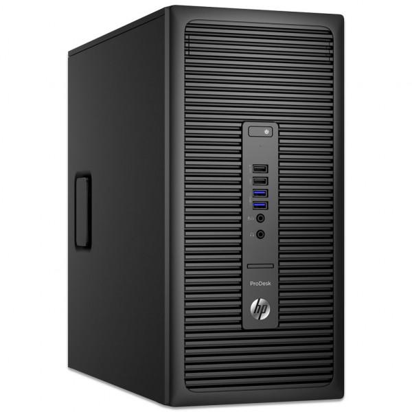 HP ProDesk 600 G2 MT - Core i5-6500 @ 3,2 GHz - 16GB RAM - 500GB SSD - Win10Home