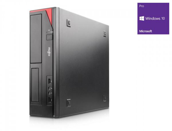 Fujitsu Esprimo E420 DT - Core i5-4430 @ 3,0 GHz - 8GB RAM - 500GB HDD - DVD-RW - Win10Pro
