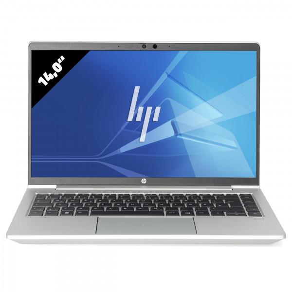 HP ProBook 640 G8 - 14,0 Zoll - Core i5-1135G7 @ 2,4 GHz - 8GB RAM - 250GB SSD - FHD (1920x1080) - Webcam - Win10Pro