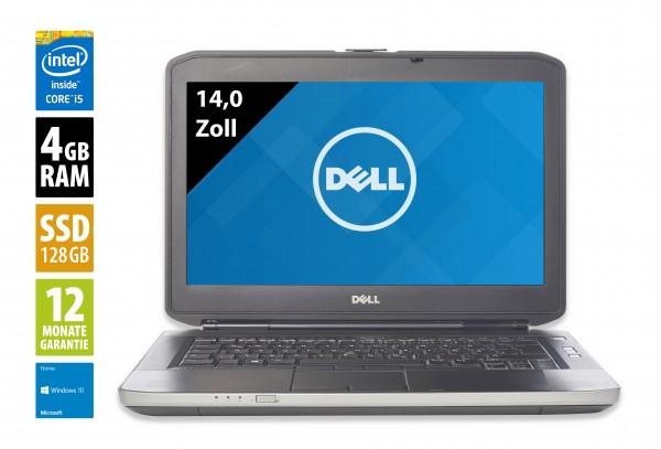 Dell Latitude E5430 - 14,0 Zoll - Core i5-3210M @ 2,5 GHz - 4GB RAM - 128GB SSD - DVD-RW - WXGA (1366x768) - Win10Home