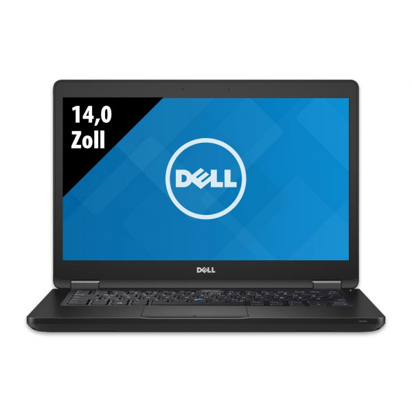Dell Latitude 5490 - 14,0 Zoll - Core i5-8350U @ 1,7 GHz - 8GB RAM - 250GB SSD - FHD (1920x1080) - Win10Pro