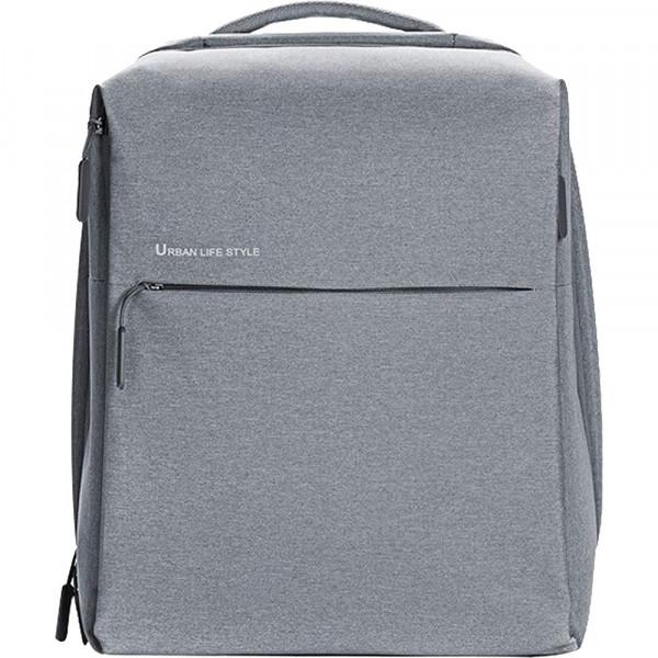 "Xiaomi - Minimalist Urban 2 - Notebook-Rucksack - 14"" - Light Gray"