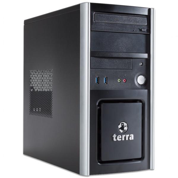 Wortmann Terra MT - Core i3-6100 @ 3,7 GHz - 8GB RAM - 250GB SSD - DVD-RW - Win10Home