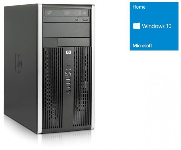 HP Compaq 6300 Pro MT - Pentium G2120 @ 3,1 GHz - 4GB RAM - 500GB HDD - DVD-ROM - Win10Home
