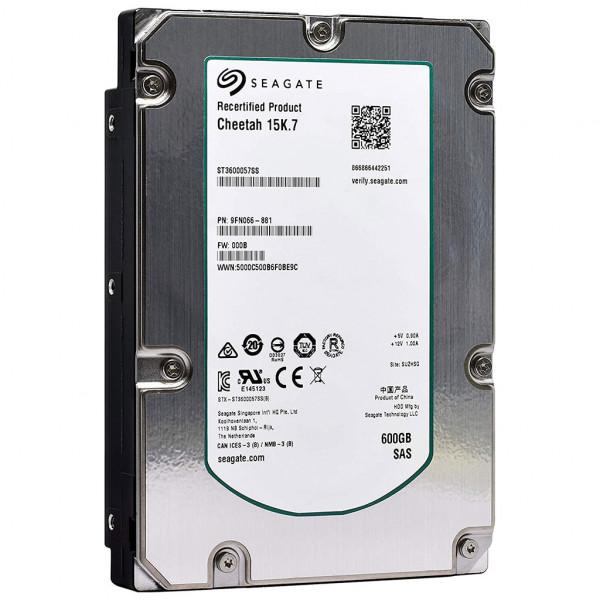 "Seagate Enterprise Capacity - Festplatte - 600 GB - HDD - 3.5"" - intern"