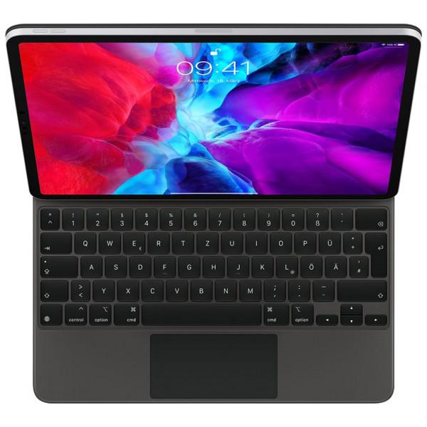 """Apple Magic Keyboard für iPad Pro 12.9"""" (4. Generation) - Tastatur und Foliohülle - hinterleuchtet - Deutsch"""